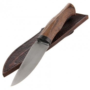 Hunting knife Walnut