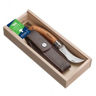 N°08 - Pencil case Mushrooms - Opinel