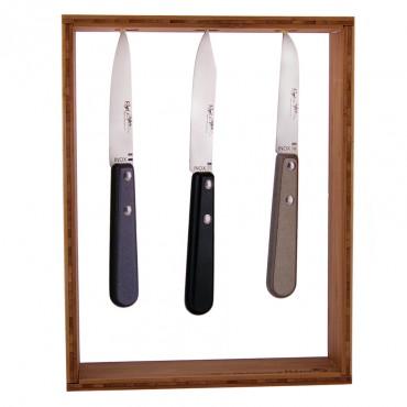 Les Couteaux de Rémi Paperstone Portique Magnétique