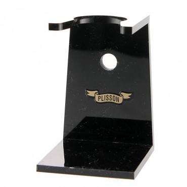 Porte Blaireau noir