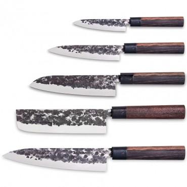 Set de 5 Couteaux Osaka - 3 Claveles