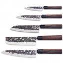Set of 5 Kitchen's Knives Osaka - 3 Claveles