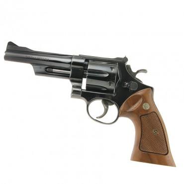 "Revolver Smith & Wesson 27-2 5"""