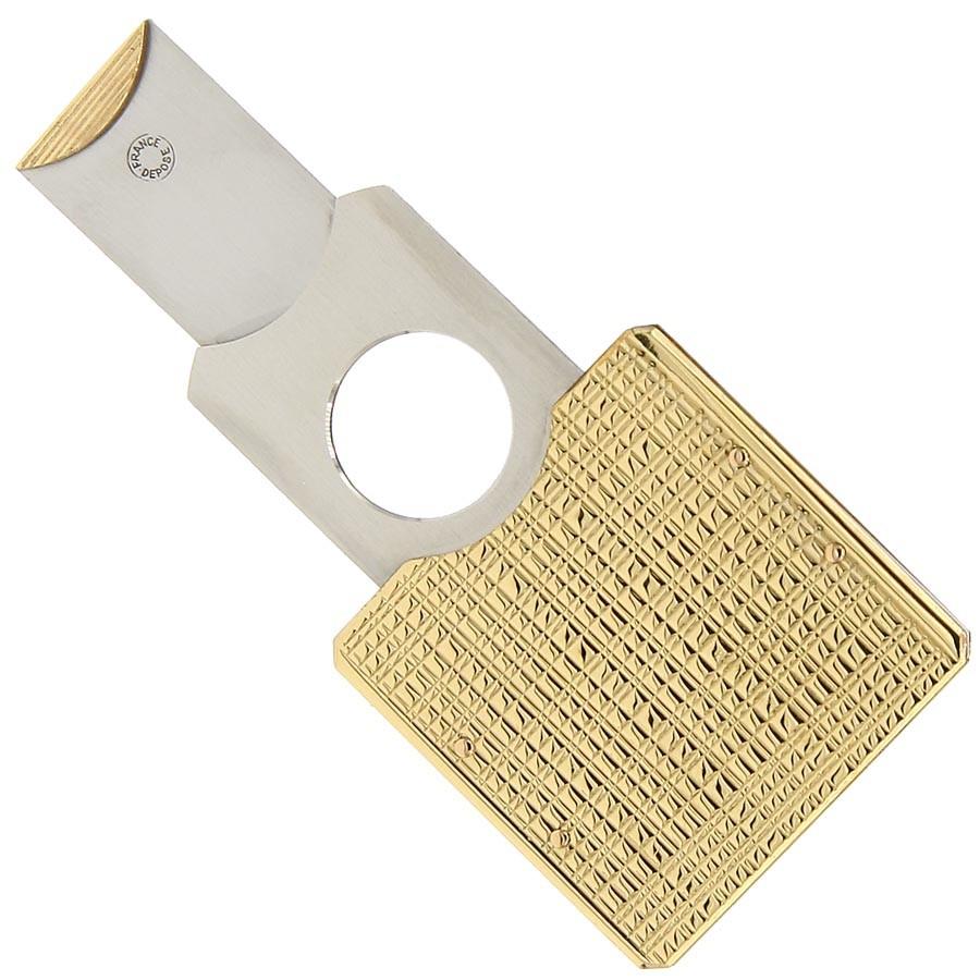 Coupe Cigares carré doré - Eloi Pernet