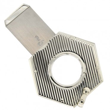 Cigar Cutter streaked Hexagon (small) - Eloi Pernet