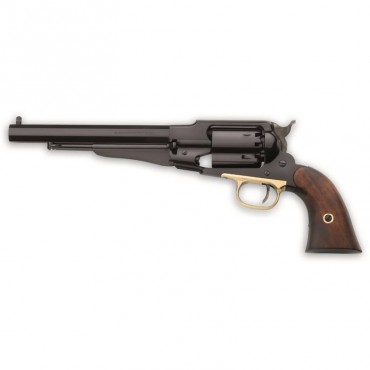 Remington - 1858 Bronze Black Black Powder Revolver Replica - Pietta