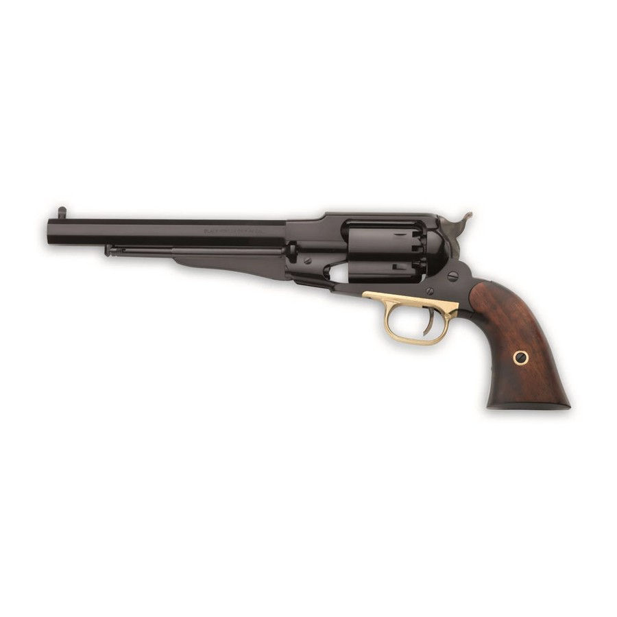 Remington - 1858 Bronze Black Black Powder Revolver Replica - Pietta