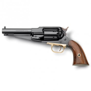Remington 1858 Short Barrel - Black Powder Revolver Replica - Pietta