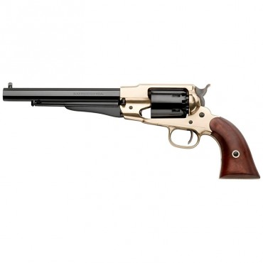 Remington 1858 Texas - Black Powder Revolver - RGB36 - Pietta