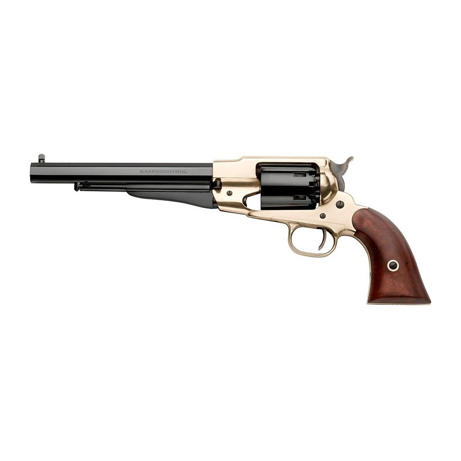 Remington 1858 Texas - Black Powder Revolver - RGB36 - Pietta