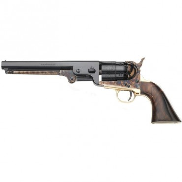 Remington 1858 Navy Yank - Black Powder Revolver - YAN44 - Pietta