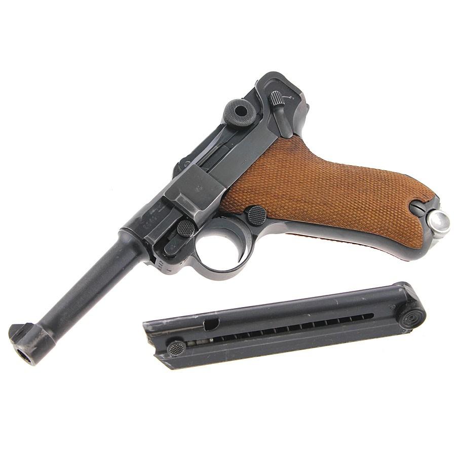 Pistolet Luger P08 Mauser 1938