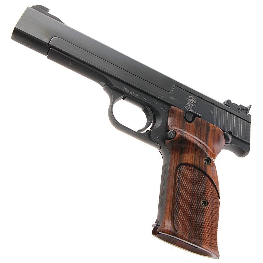 Pistolet Smith & Wesson 41