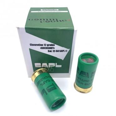 5 Mini Gomm-Cogne Buckshot 12-50 - SAPL