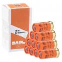 Boite de 10 munitions FUN TIR cal. 12/50 pour Gomm-Cogne - SAPL