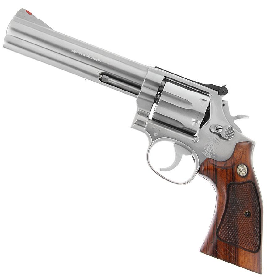 "Revolver Smith & Wesson 686 - 6"""