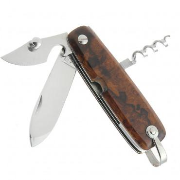 Penknife 3 pieces Iron Wood - Mongin