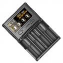 Chargeur de Batteries - SC4 Superb Charger - Nitecore