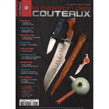 Passion des Couteaux N°126