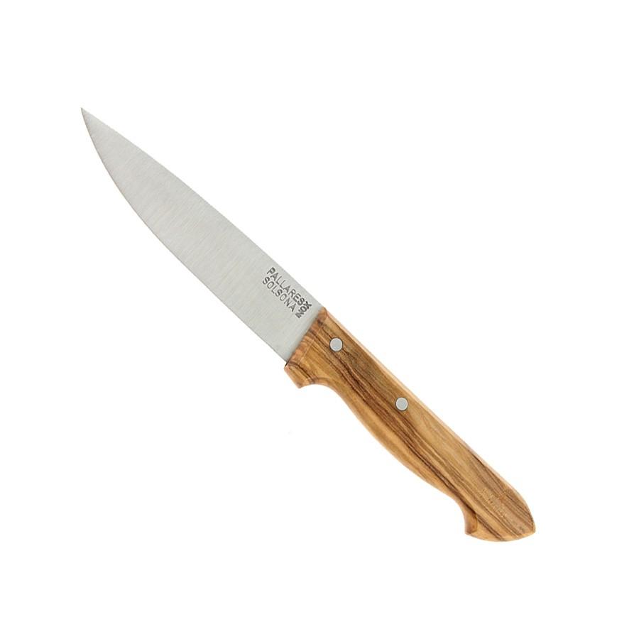 Cooking knife 10 cm Olive